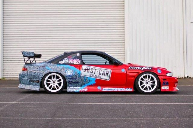 Insane Drifters 2014 Drift Cars 1