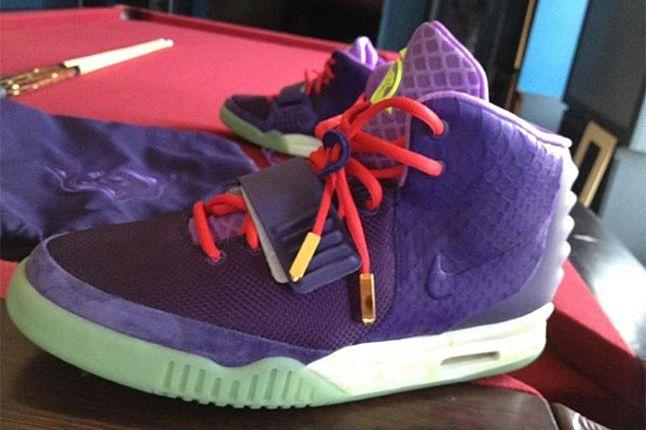 Nike Air Yeezy 2 Cheetah (Kobe Bryant