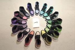 Air Jordan 1 'colour Wheel' Preview
