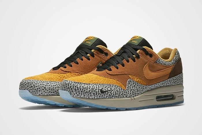 Atmos X Air Max 1 Feature