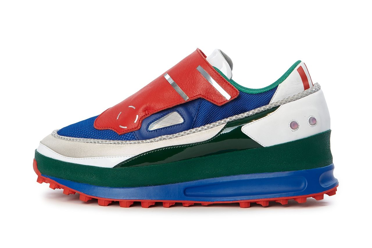 Raf Simons For Adidas 2014 Spring Summer Collection 3