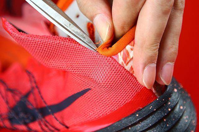 Nike Hyperdunk Sneaker Dissection 7