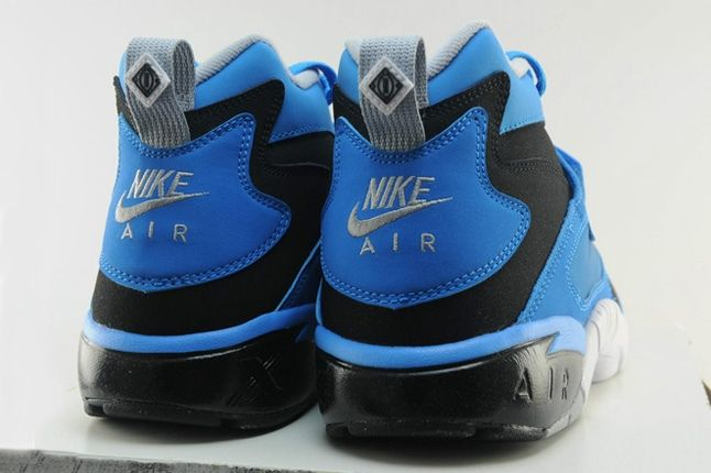 Nike Air Diamond Turf Blue Hero 5
