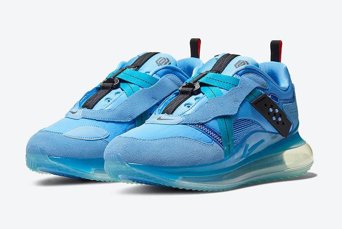 Nike Air Max 720 Slip Obj University Blue Da4155 400 Release Date Official 6