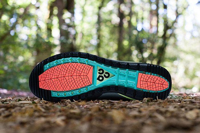 Nike Acg Ruckel Ridge Grey Lime Teal Orange 3