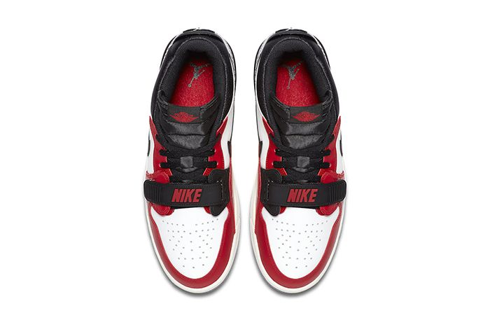 Air Jordan Legacy 312 Low Chicago Cd7069 106 Release Date Top Down