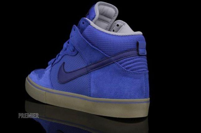 Nike Dunk High Lr Game Royal Heel 1