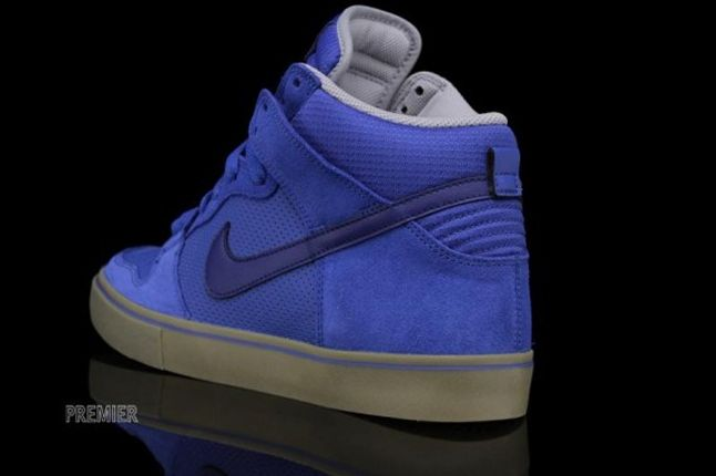Nike Dunk High Lr Game Royal Heel 1