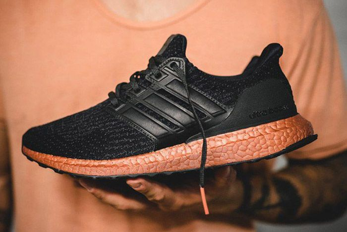 Adidas Ultra Boost Copper Tech Ruse Black Thumb