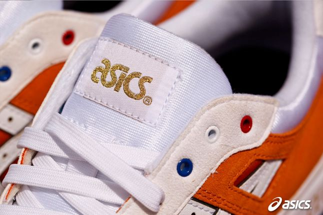 ASICS x Netherlands Olympic Team GT-2 Tongue