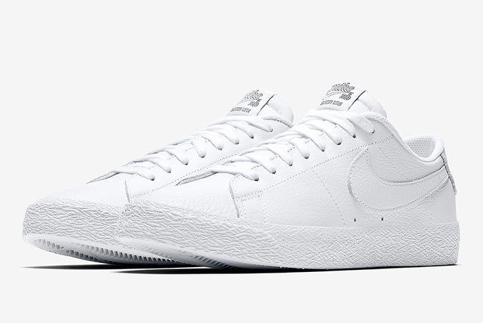 Nike Sb Nba Blazer Low 2