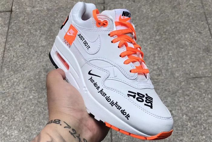 Nike Air Max 1 Just Do It Closer Look 3