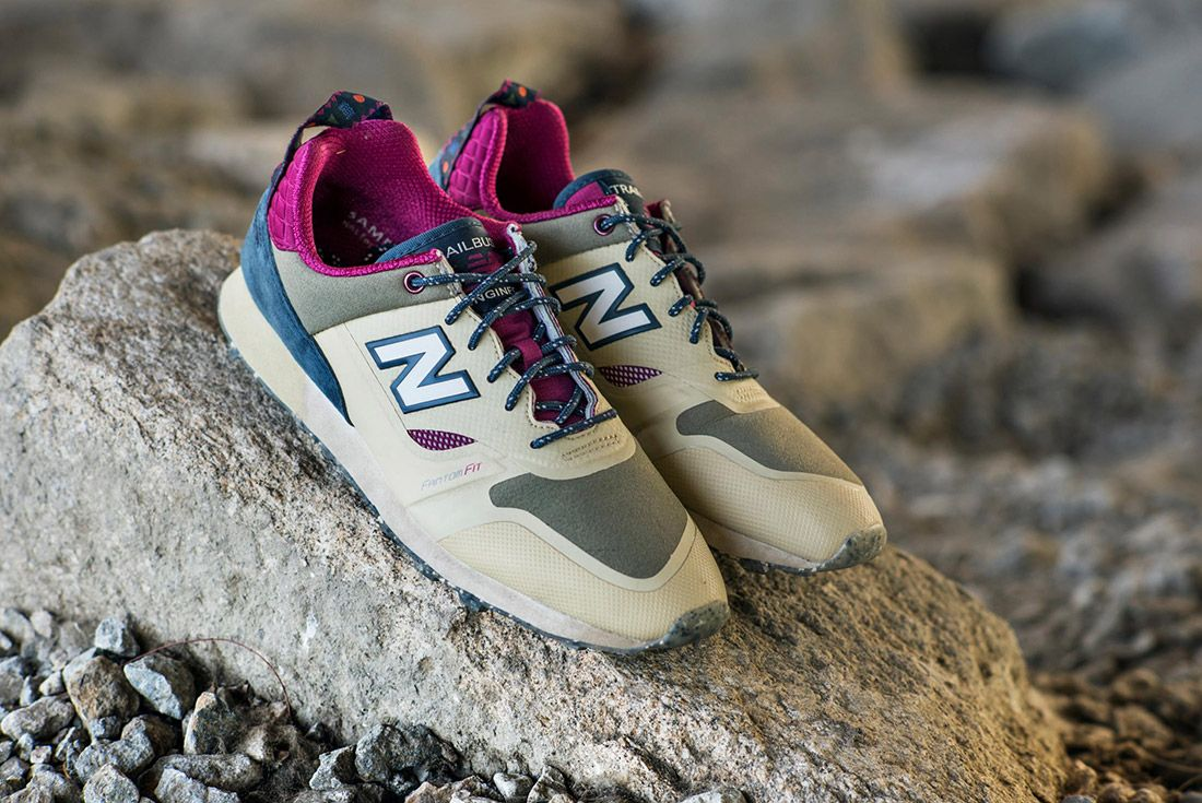 New Balance Trailbuster Reengineered 4