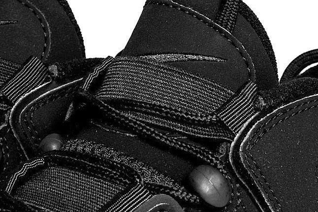 Nike More Uptempo Black 2 1