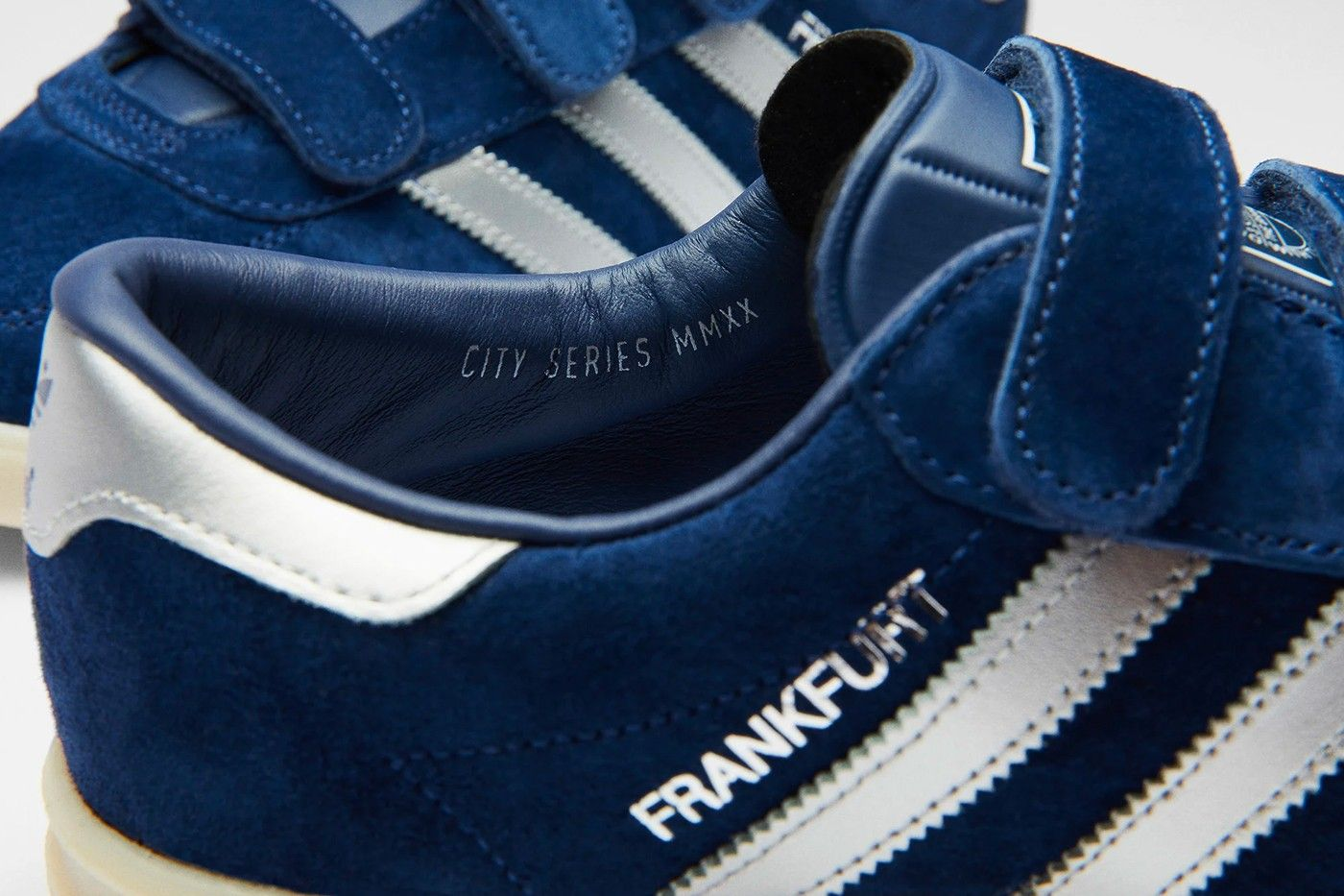 adidas Frankfurt City Series Lateral