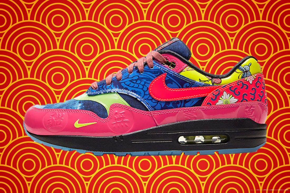 Nike Air Max 1 Longevity Chinese New Year Sneaker Freaker