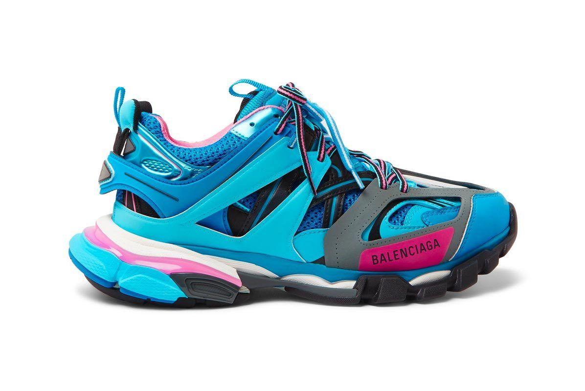 Balenciaga Track Pink 2
