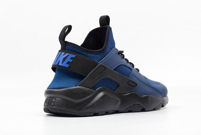 Nike Huarache Run Ultra Coastal Blue 2