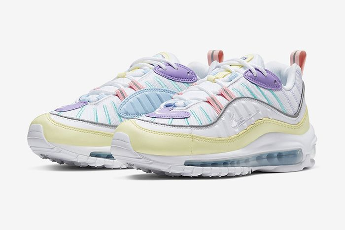 Nike Air Max 98 Ah6799 300 Release Date Pair