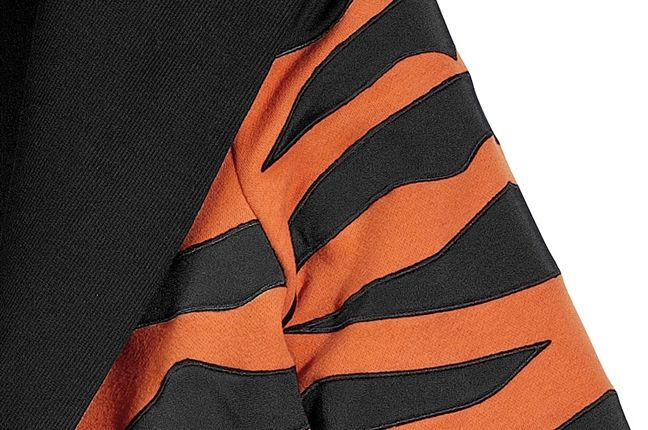 Adidas Jeremy Scott Tiger Tuxedo 5 1