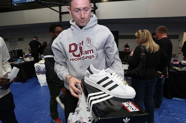 Sneaker Con Atlanta 2013 Adidas Run Dmc 1