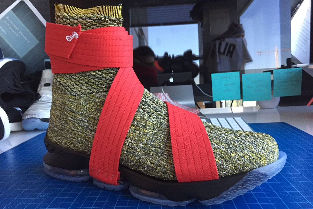 Kith X Lebron James Sneaker Freaker 8