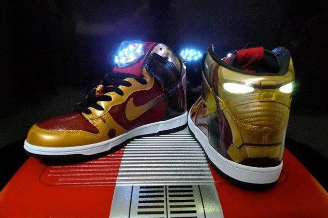 Nike Dunk High Ironman By More Than Art To Wear 06 1