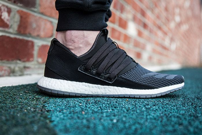 Adidas Pureboost R Black 3