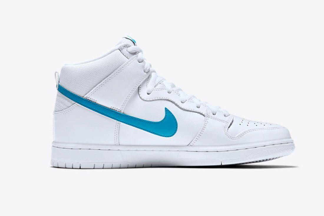 Nike Sb Dunk High Mulder 6
