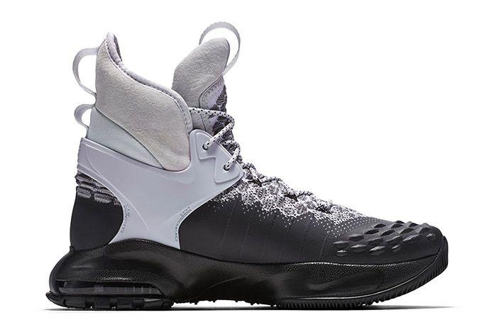 Nike Acg Zoom Tallac Flyknit White Grey 3