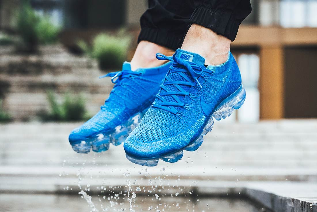 Nike Air Vaporamax Blue Orbit 2