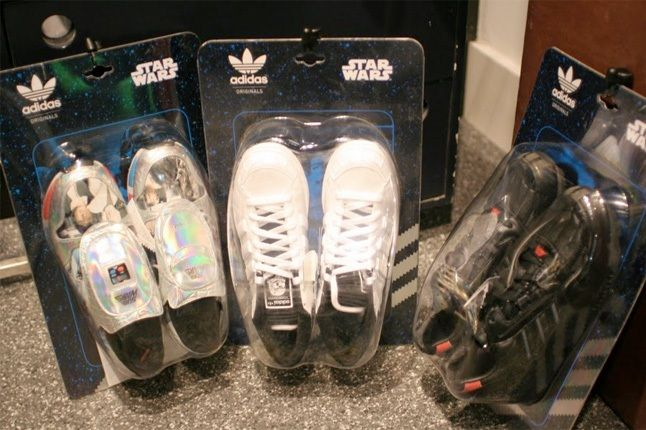 Adidas Star Wars Collection 3 1