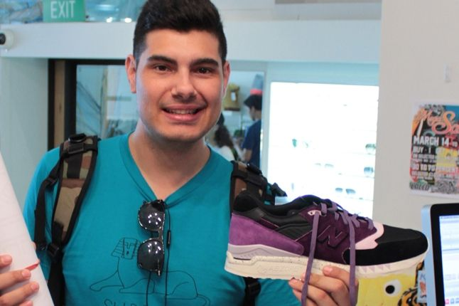 Sneaker Freaker X New Balance Tassie Devil Launch At Laced 1