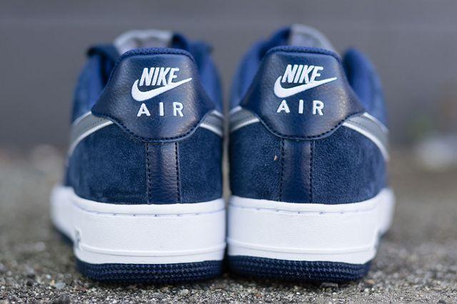 Nike Air Force 1 Low Midnight Navycool Grey3