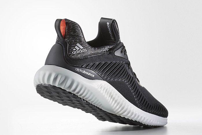 Adidas Aplhabounce Black 1