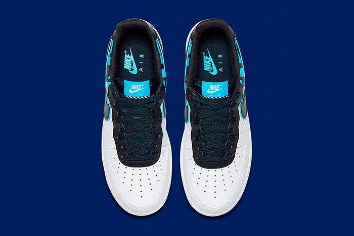Nike Air Force 1 Force Logo 12