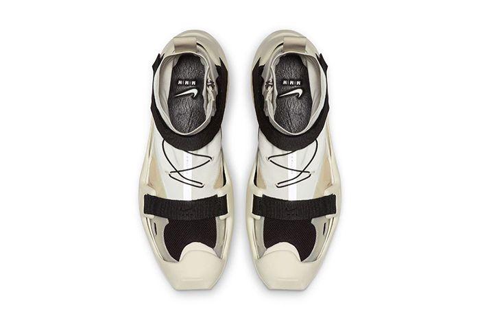 Matthew M Williams Alyx Nike Free Vibram Collaboration Off White Black Release Date Top Down
