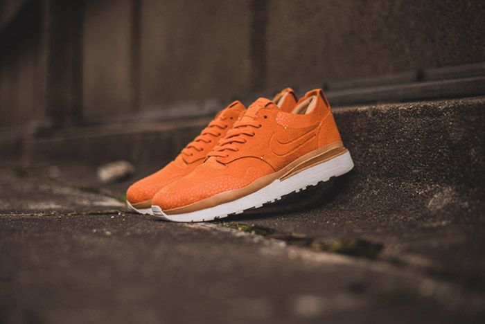 Nike Air Safari Royal Orange 5