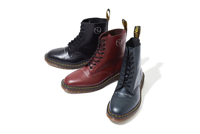 Undercover Dr Martens New Warriors Collection High Side Shot 1