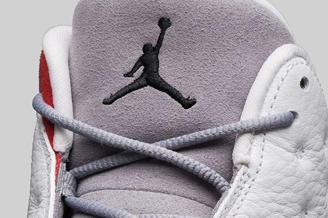 Air Jordan Xiii Grey Toe 3