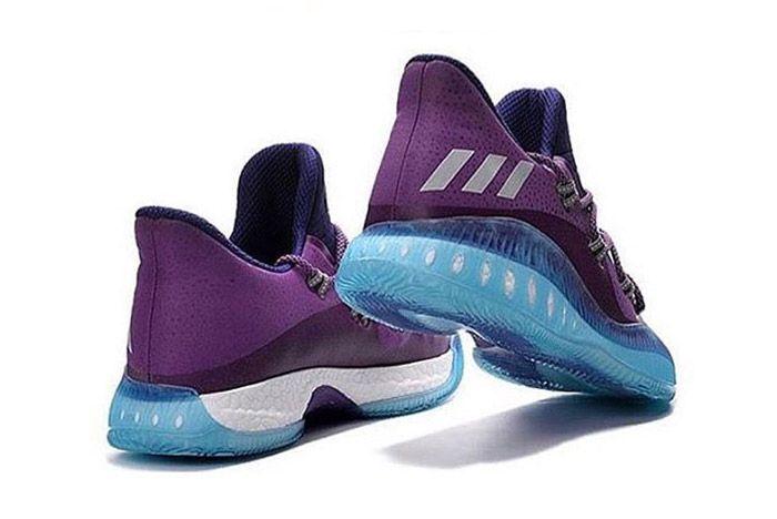 Adidas Crazy Explosive Low Purple Ice Blue 2