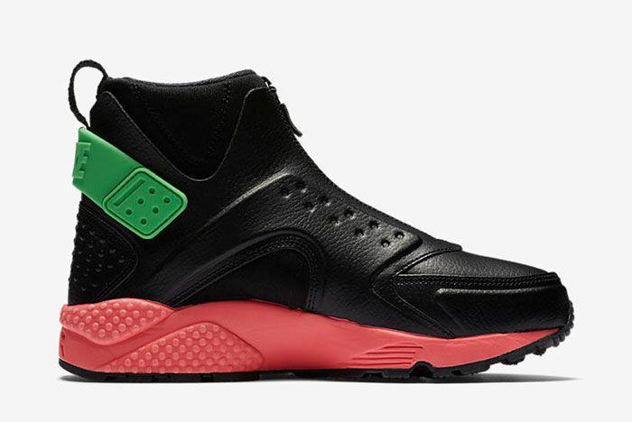 Nike Huarache Mid Premium Wmns Hot Punch3