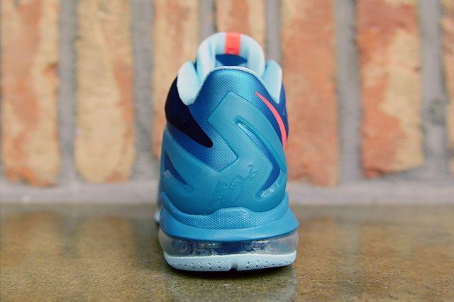 Nike Lebron 11 Low Turbo Green 1