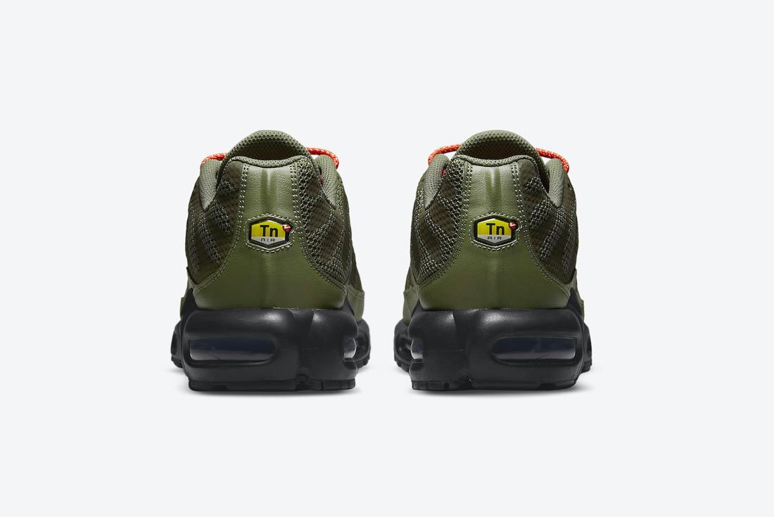 Nike Air Max Plus 'Olive Reflective'