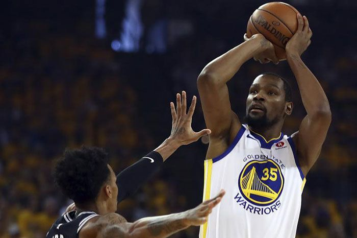 Kevin Durant Game 1
