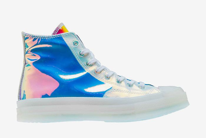 Converse Iridescent Chuck 70 Lateral Side Shot