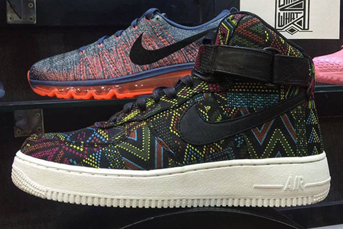 Nike Air Force 1 High Black History Month 2016