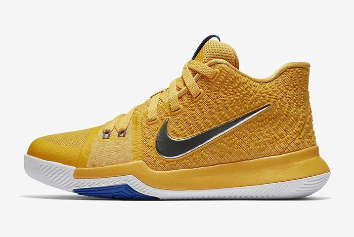 Nike Kyrie 3 Mac And Cheese 7
