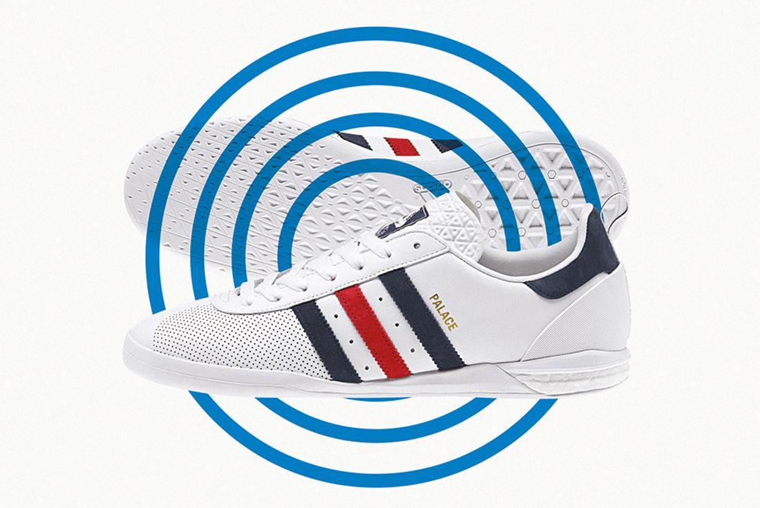 Palace X Adidas Indoor Boost 3 1