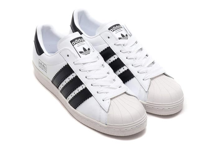 Adidas Superstar 80S White 3